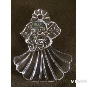 Mikasa Crystal Angel Ornament Joyous Collection
